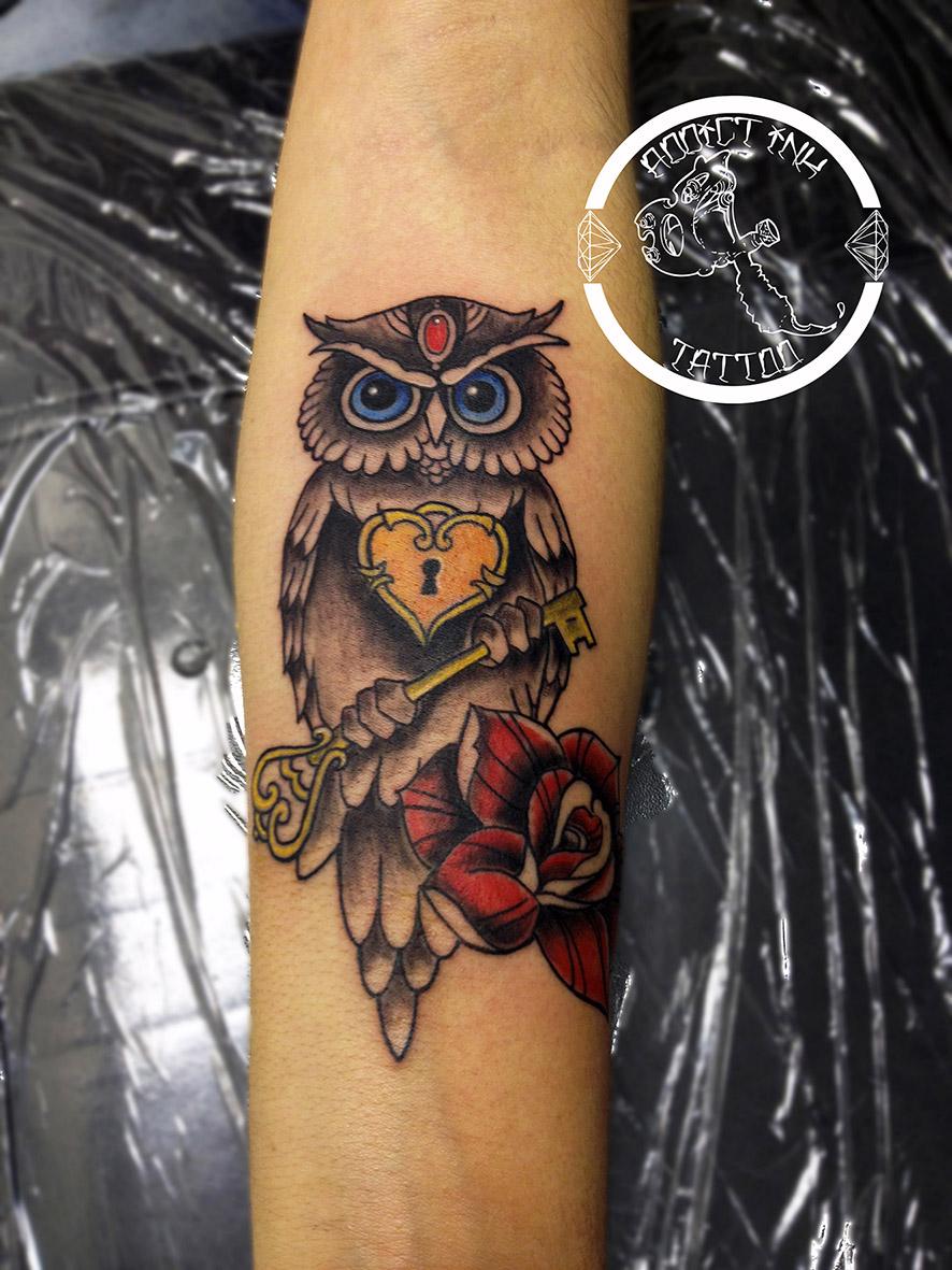 tatouage homme nice